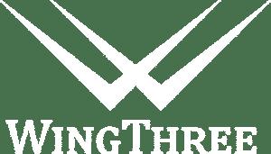 Wing Three Logo Image